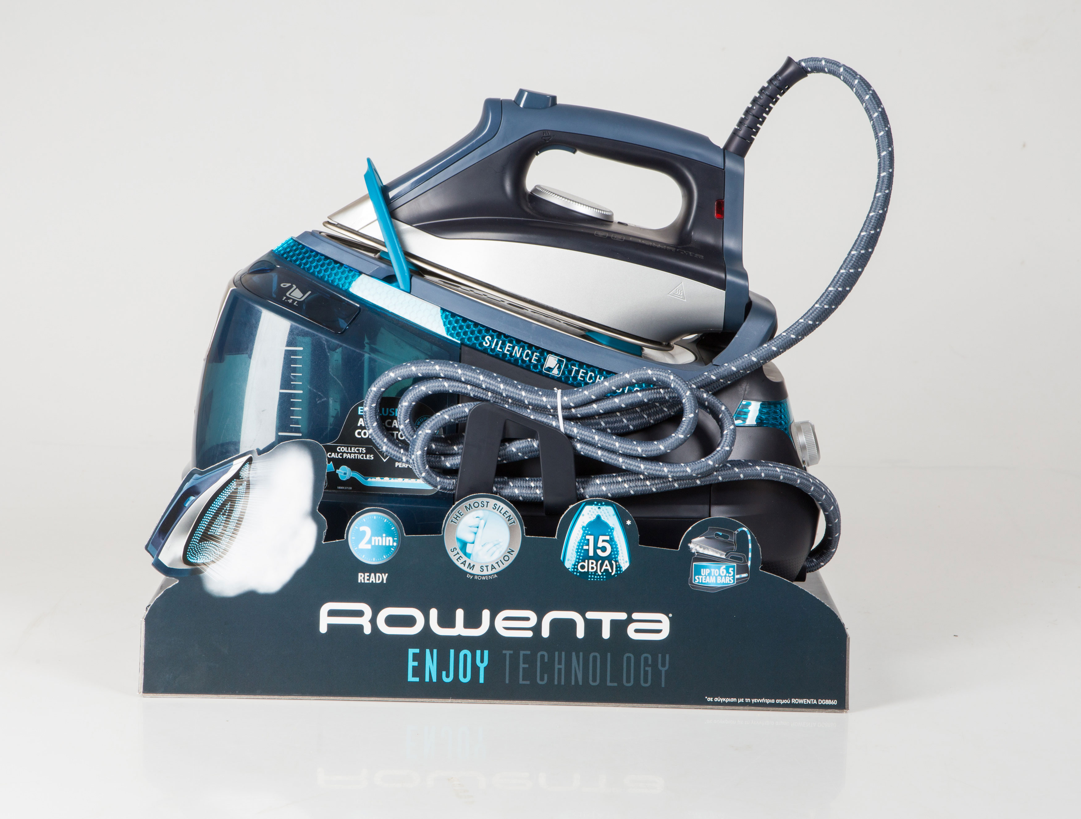 Rowenta Silent Steam 2