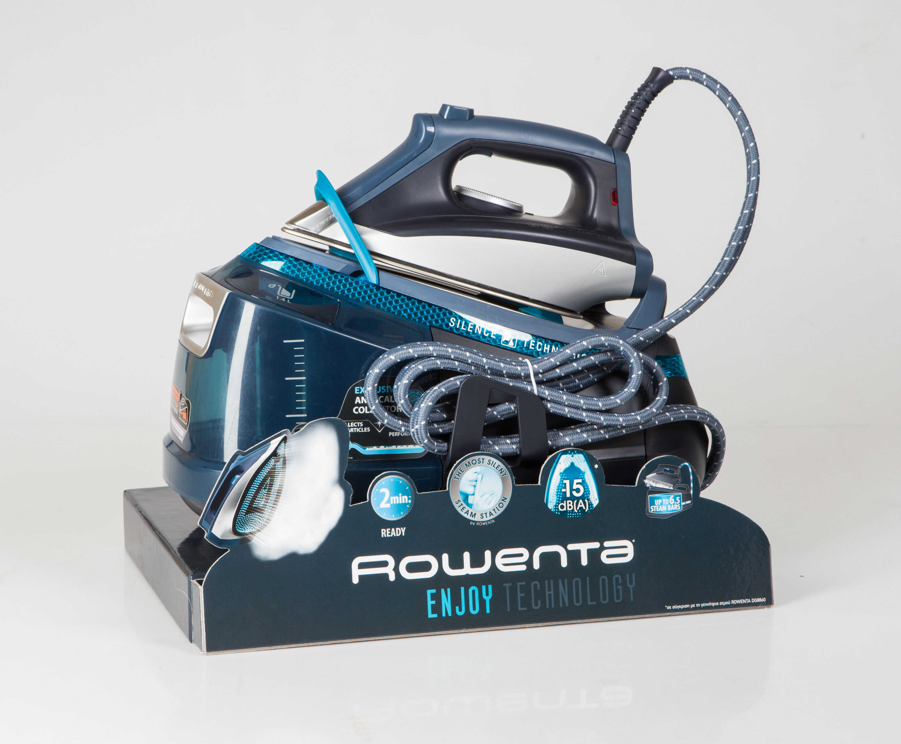 Rowenta Silent Steam 4