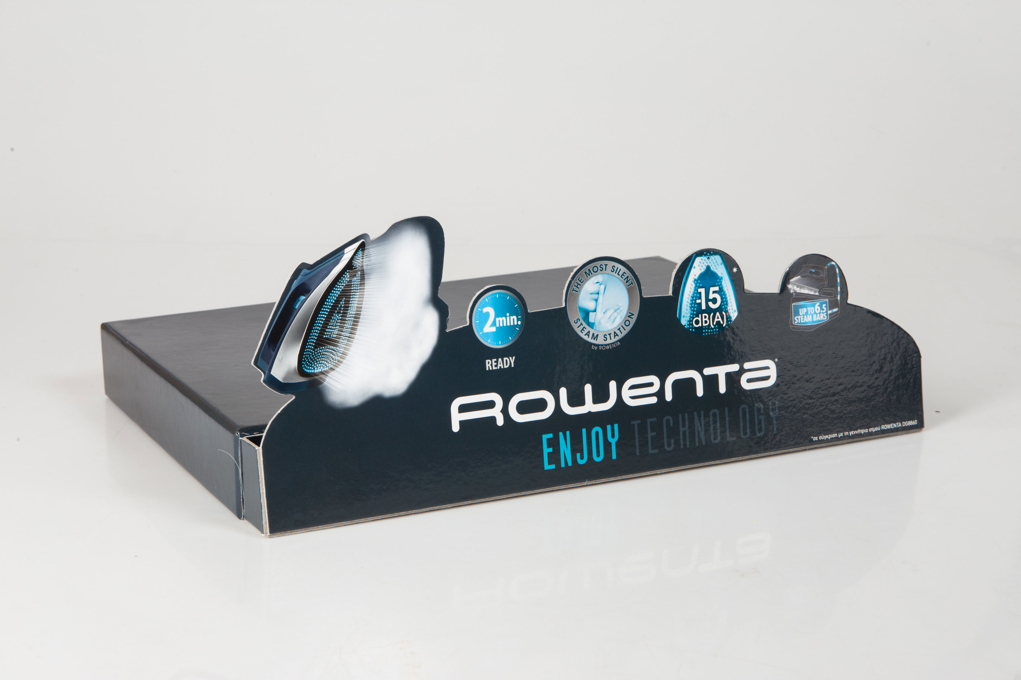 Rowenta Silent Steam 3
