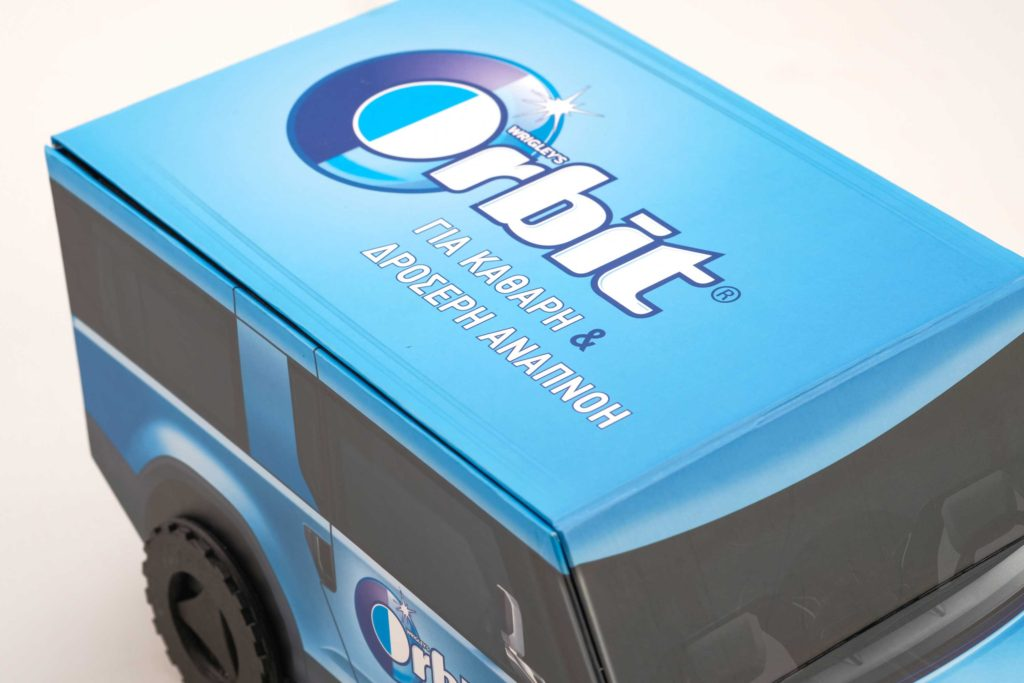 Orbit car